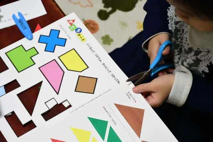 幼児ポピーの工作で創造性をあげる効果