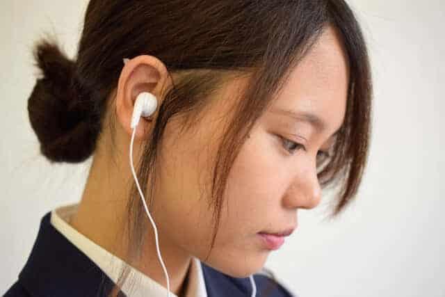 スタディサプリ中学生講座で英語聞き流し