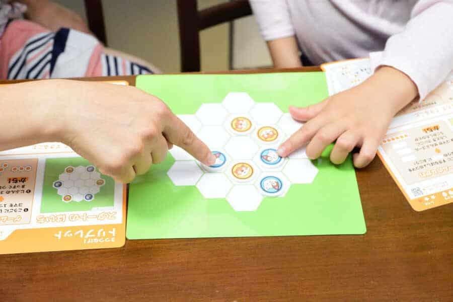 WONDER BOX(ワンダーボックス)の教材例テーブルゲーム