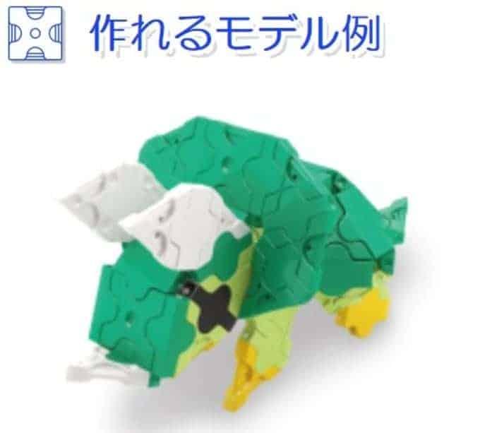 ミニ トリケラトプス