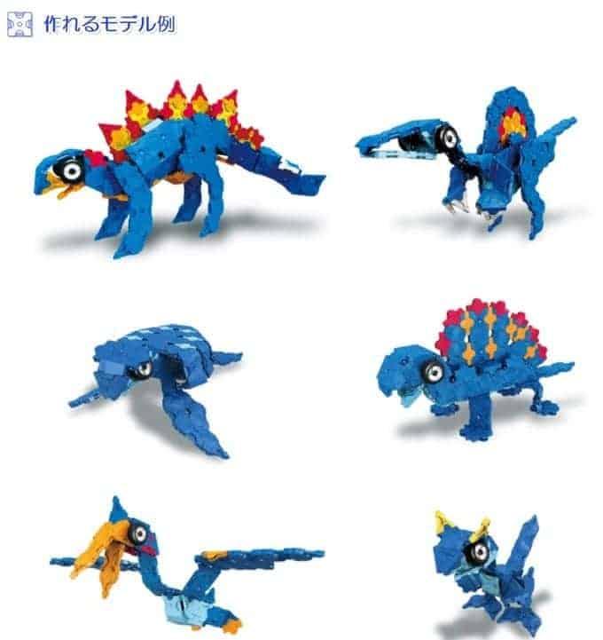 ダイナソーワールド ステゴサウルス