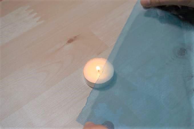 火で炙る使い方