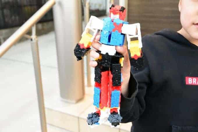 LaQ(ラキュー)|ロボットの作り方は3種類